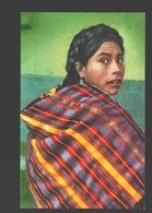 San Juan Sacatepéquez - Indian Girls - Guatemala
