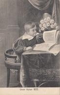 UNSER KAISER 1833, Verlag B.K.W.I. - Königshäuser