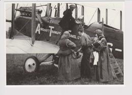 Rppc KLM K.L.M Royal Dutch Airlines De Havilland DH-9 Aircraft - 1946-....: Modern Era