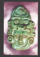 Guatemala - Mascara De Jade De Un Entierro / Jade Mask Of One Funeral - Guatemala