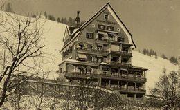 HOTEL PENSION SOLARIA DAVOS-DORF Suiza Switzerland Suisse Schweiz - GR Grisons