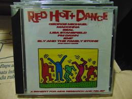 Artistes Variés- Red Hot & Dance (benefit Album) - Dance, Techno & House