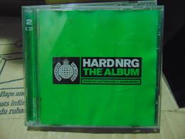 Artistes Variés- Hard NRG The Akbum/mixed By Captain Kirk & Jason Midro  (2 Cd) - Dance, Techno & House