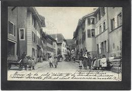 CPA Suisse Helvétia Schweiz Svizzera Circulé Cormondrèche - ZH Zurich