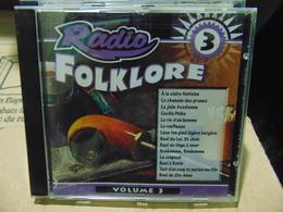 Artistes Variés- Radio Folklore Volume 3) - Country & Folk