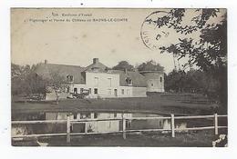 CPA 76 Environs D'yvetot Pigeonnier Et Ferme Du Château De Baons Le Comte - Yvetot