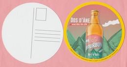 Sous-bocks / Carte Postale Plastifiée Brasseries BOURBON La Réunion ** Neuf ** Biere Birra Cerveza Piwo Pilsen - Beer Mats