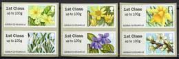 GREAT BRITAIN 2014 Post & Go: British Flora I. Spring Blooms - Great Britain