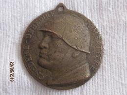 Italia: Medaglia Battaglia Di Neghelli 1936 - Militaria