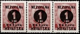 CROATIA 1941. Michel 41 I MNH - Croatia