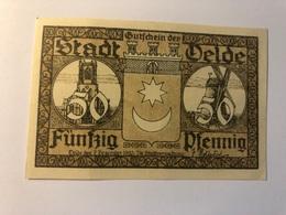 Allemagne Notgeld Delde 50 Pfennig - Collections