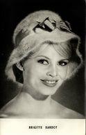 French Actress Brigitte Bardot (1960s) No. 562 - B22 RPPC - Entertainers