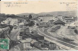 DUNIERES - Le Quartier De La Gare - Andere Gemeenten