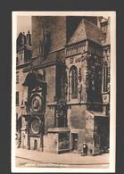 Praha - Staroměstský Orloj / Astronomical Clock - Foto-Fon Photo Card - Tchéquie