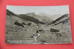 Vaud Col Des Mosses Vue Aerienne 1955 - VD Vaud