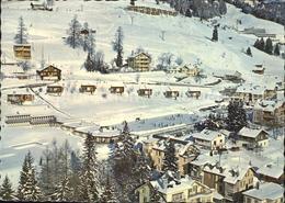 12271612 Leysin Fliegeraufnahme Leysin - Suisse