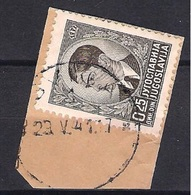 CROATIA 1941. Rare Cancelation ŠVICA - Croatia