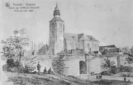 Tournai - Disparu Charles Vasseur - Tournai