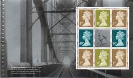 GREAT BRITAIN 2006 Brunel Birth Bicentenary Prestige Booklet Pane 1668p - Booklets