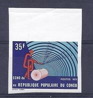 190031667   CONGO  YVERT    Nº  410  **/MNH  S/D - Democratische Republiek Congo (1964-71)