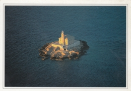Mulo Croatia Lighthouse Postcard Phare Leuchtturm Faro - Faros