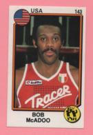 Figurina Panini 1988 N° 143 - BOB McADOO - Basket - Non Classificati