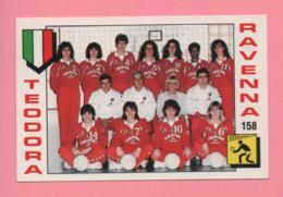 Figurina Panini 1988 N° 158 - Teodora Ravenna - Volley - Sports