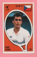 Figurina Panini 1988 N° 187 - Ivan Lendl - Trading Cards