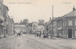 Aywaille    La Place Du Marché - Aywaille