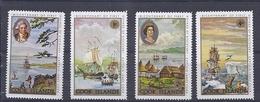 190031664   COOK ISLANDS  YVERT    Nº  182/5  **/MNH - Cook Islands