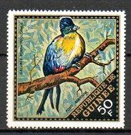 GUINEE. PA 97 De 1967. Touraco. - Cuckoos & Turacos