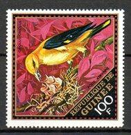 GUINEE. PA 98 De 1967. Loriot. - Cuckoos & Turacos
