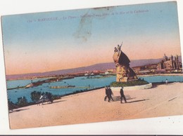 CPA - 179. Marseille Le Pharo - Vieux Port, Saint Victor, Le Panier