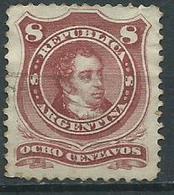 Timbre Argentine Yvt - 1858-1861 Confederazione
