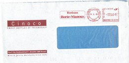 Belgique - Belgium - Red Meter Bordeaux Wine - 29.06.2006 - Wines & Alcohols