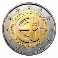 Slovakia, 2014, EU, 2 Euro - Slovakia