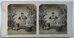 PHOTO STEREOSCOPIC STEREO 23 GENREBILDER FOLK FASHION 1904. - Stereo-Photographie