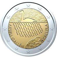 Finland, ''Akseli Gallen-Kallela'' 2015, 2 Euro - Finland