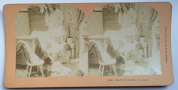 PHOTO STEREOSCOPIC STEREO COUPLE - Stereo-Photographie