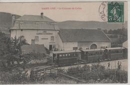 SAINT-AME, Le Château De Celles (gare, Arrêt Du Tramway) - France