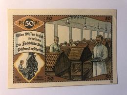 Allemagne Notgeld Possneck 50 Pfennig - Collections