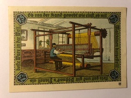 Allemagne Notgeld Possneck 75 Pfennig - Collections