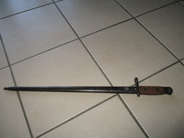 BAIONNETTE N° 11 - Knives/Swords