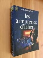 J'AI LU S.F. N° 439  LES ARMURIERS D'ISHER   A.E. VAN VOGT - J'ai Lu