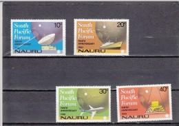 Nauru Nº 237 Al 240 - Nauru