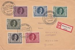 Deutsches Reich R Brief 1943 - Briefe U. Dokumente