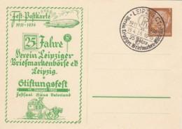 Deutsches Reich Privat Postkarte 1936 - Deutschland