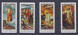 190031670   COOK ISLANDS  YVERT    Nº  222/5  **/MNH - Cook Islands