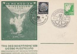 Deutsches Reich Privat Postkarte 1938 - Deutschland