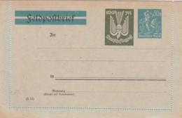 Deutsches Reich Karten INFLA 1920-23 - Deutschland
